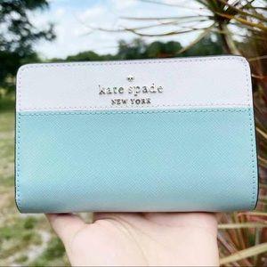 Kate Spade ♠️ Medium Bifold Wallet